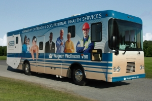The Wagner Wellness Van will be making stops throughout the Lower Shore to help people connect with health insurance plans.