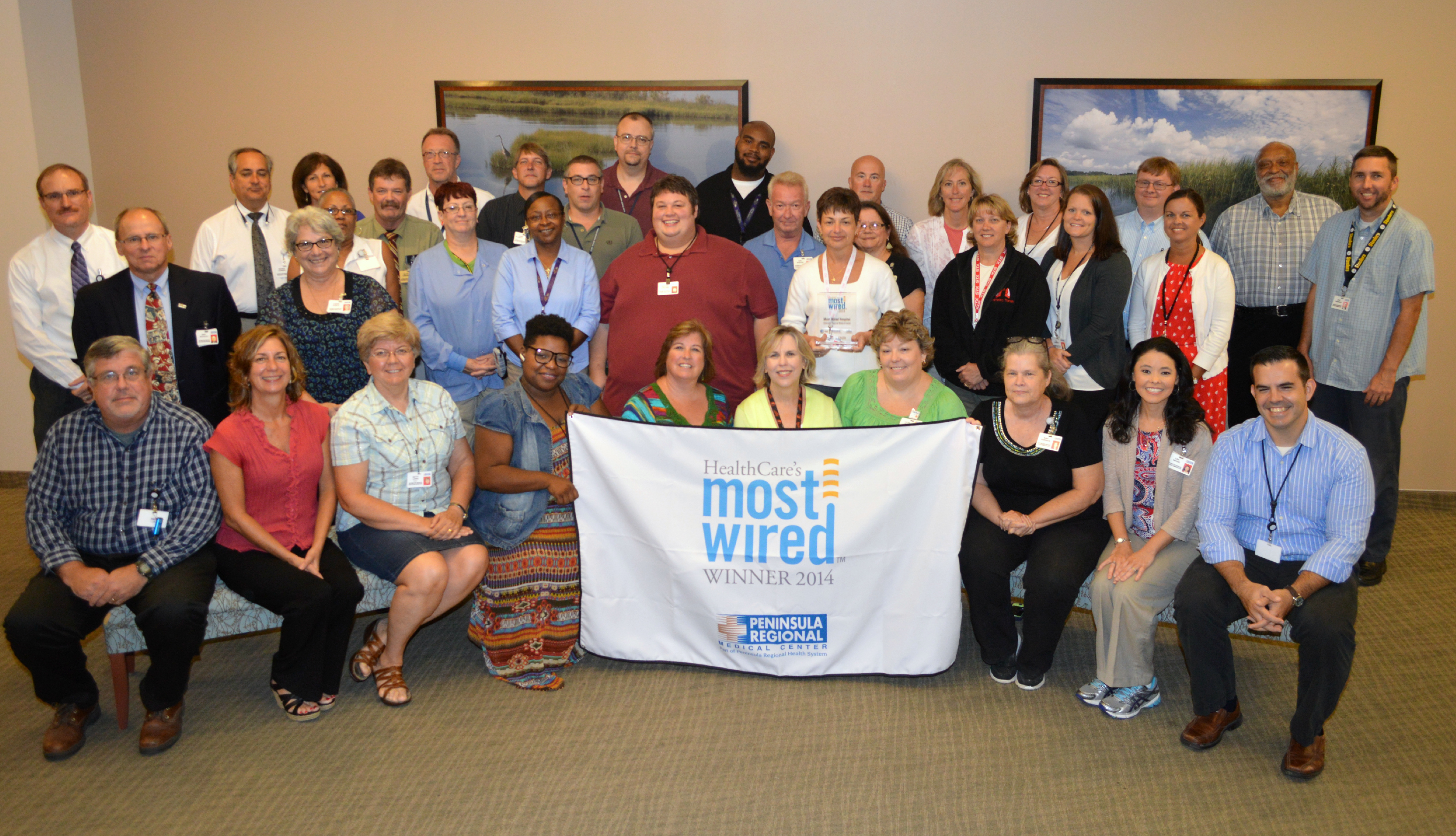 Peninsula Regional Medical Center Named 2014 Most Wired Hospital ...
