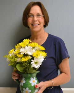 Sandra Cohee, RN, earned the October 2014 Daisy Award at Peninsula Regional Medical Center.