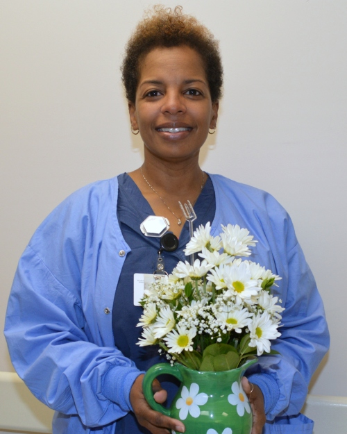 Peninsula Regional Nurse Stephanie Scott has earned the Daisy Award for Extraordinary Nurses.