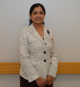 Dr. Pathy has been named a Physician of the Quarter at Peninsula Regional for her outstanding service.